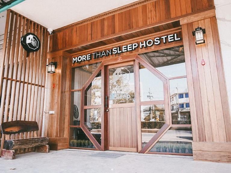 More Than Sleep Hostel