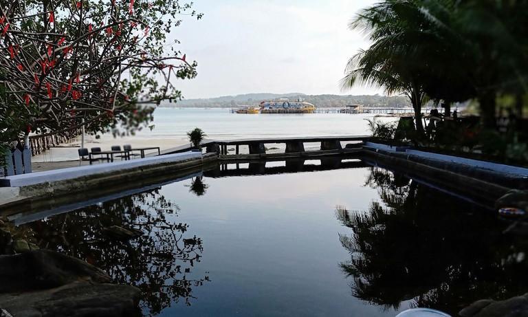 Freedom Island Bungalow, Koh Rong Samloem