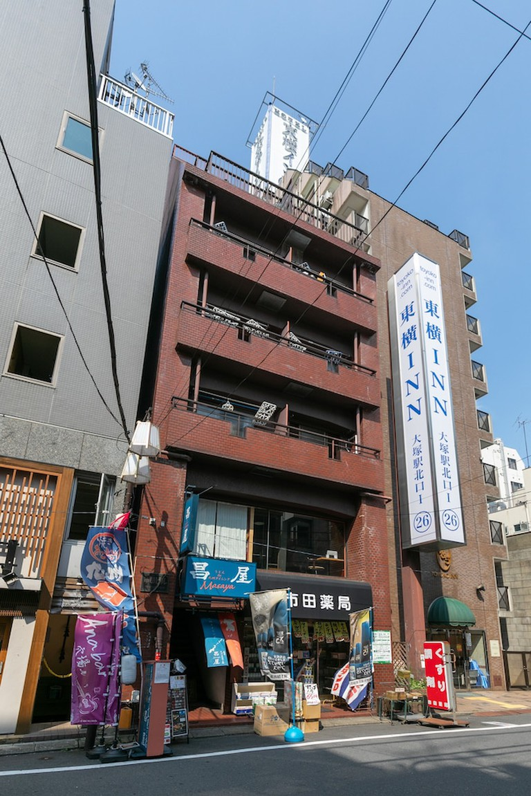 Otsuka Station Apartment Hotel