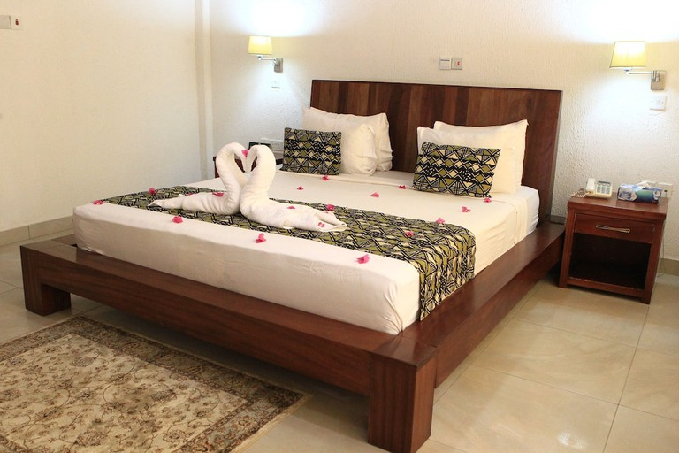 Coconut Grove Beach Resort, Elmina, Ghana