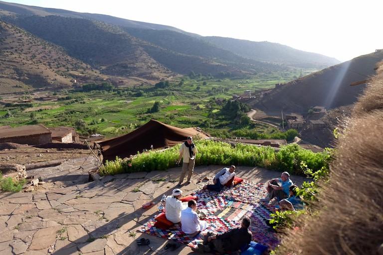 Touda Ecolodge_Atlas Mountains