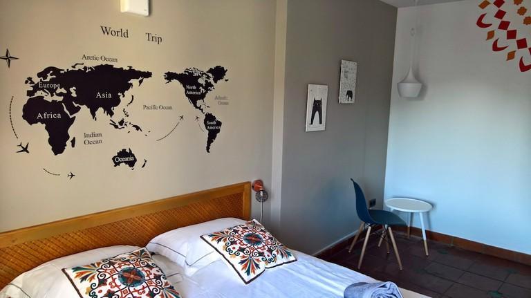 Oasis Backpackers Hostel