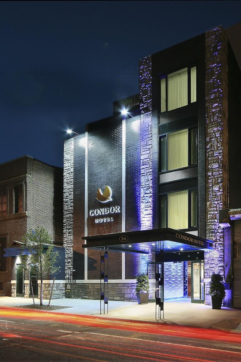 The Condor Hotel, Bushwick, Brooklyn, New York
