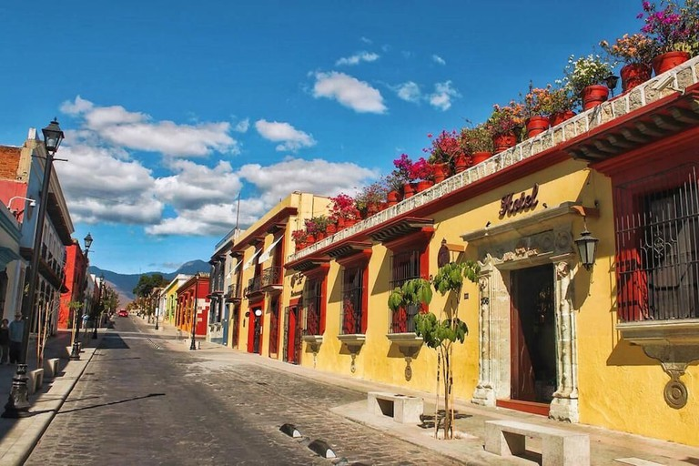 Oaxaca Real Hotel - Hotel Casa Oaxaca