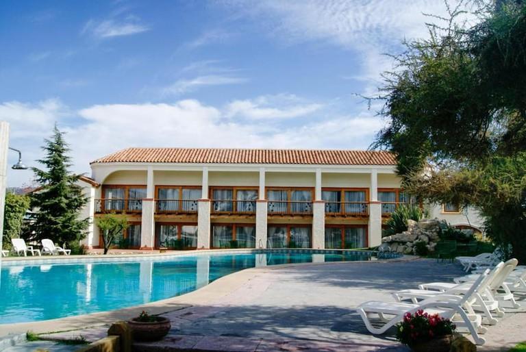 Hotel Casablanca Spa & Wine