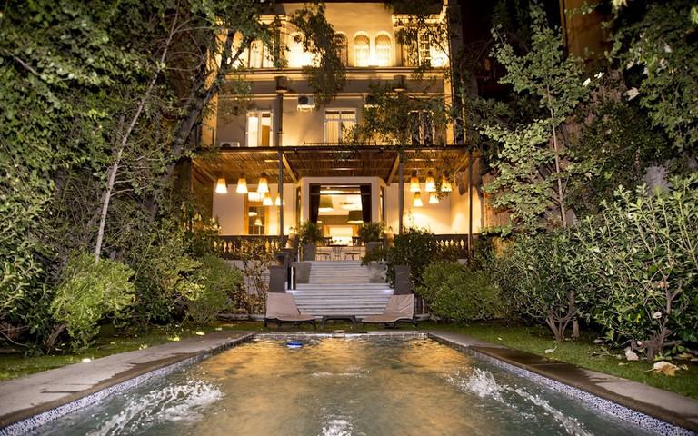 The Casa Bueras Boutique Hotel pool