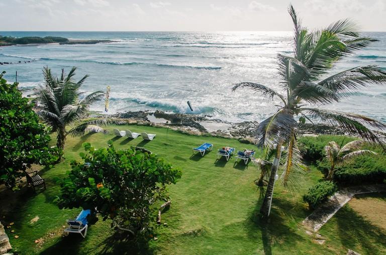 Ocean Spray Apartments, Barbados