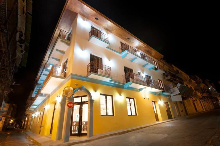 Tantalo Hotel : Kitchen : Roofbar