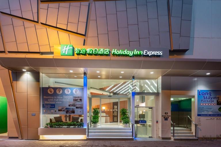 Stay at Holiday Inn Express SoHo