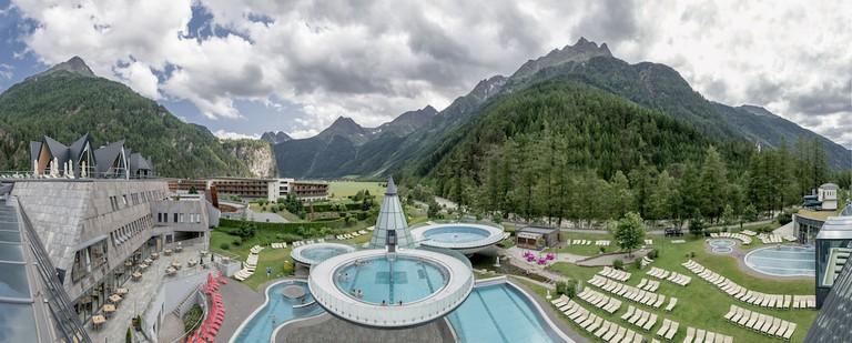 Aqua Dome in Langenfeld, Tirol | usage worldwide