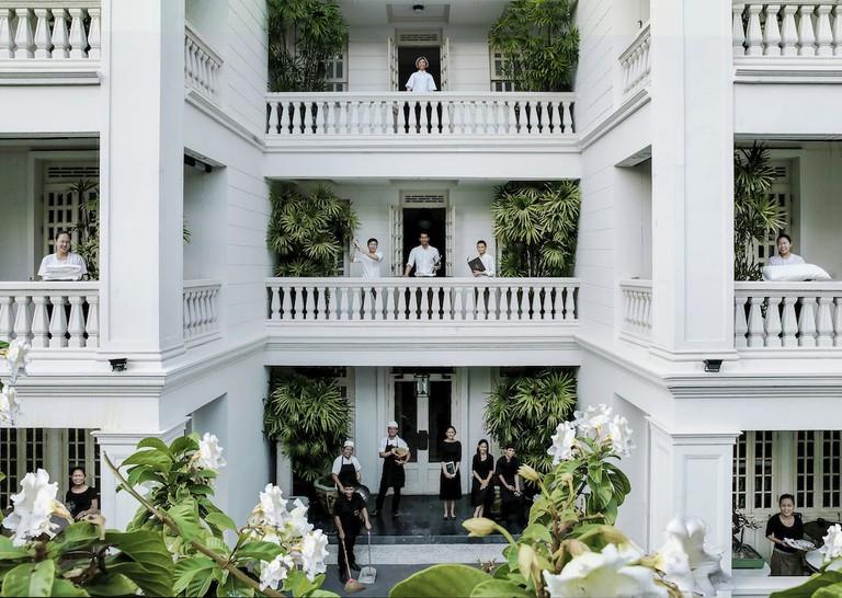 The Cabochon Hotel