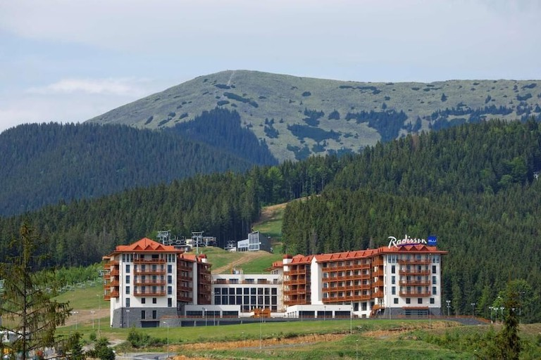 Radisson Blu Resort, Bukovel, Yaremche