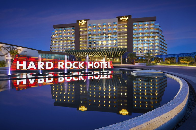 Hard Rock Hotel, Cancun