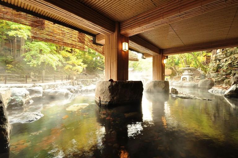 Takaragawa Onsen Osenkaku 1