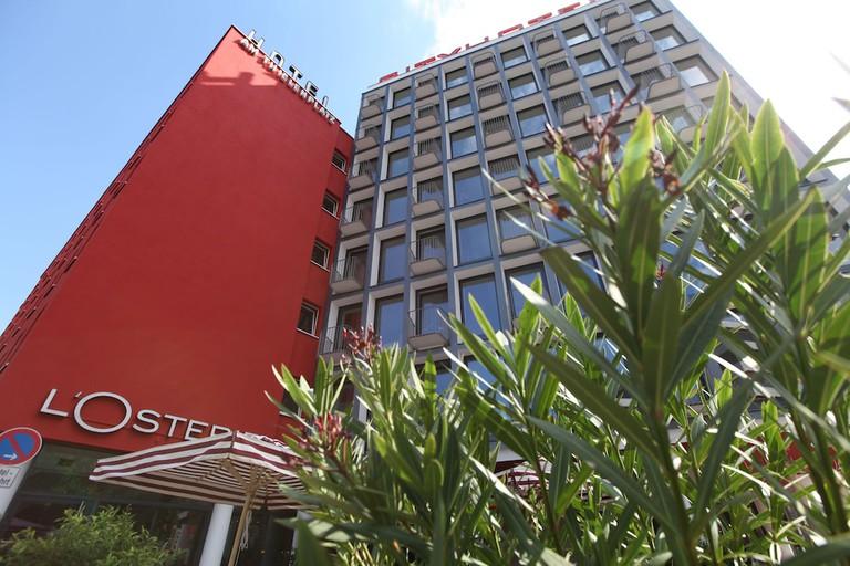 Smartcity Designhotel, Mitte