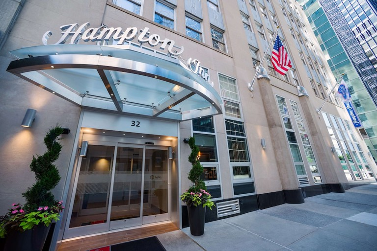 Hampton Inn Manhattan:Downtown-Financial District