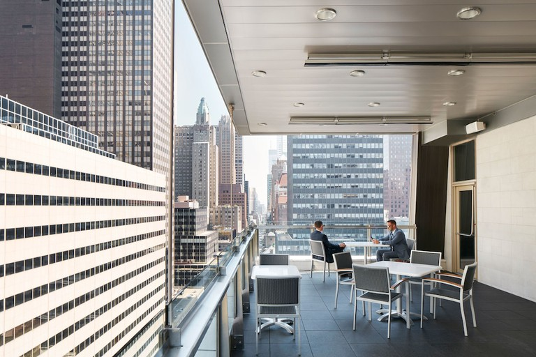 Club Quarters is one of the best business hotels in Midtown New York