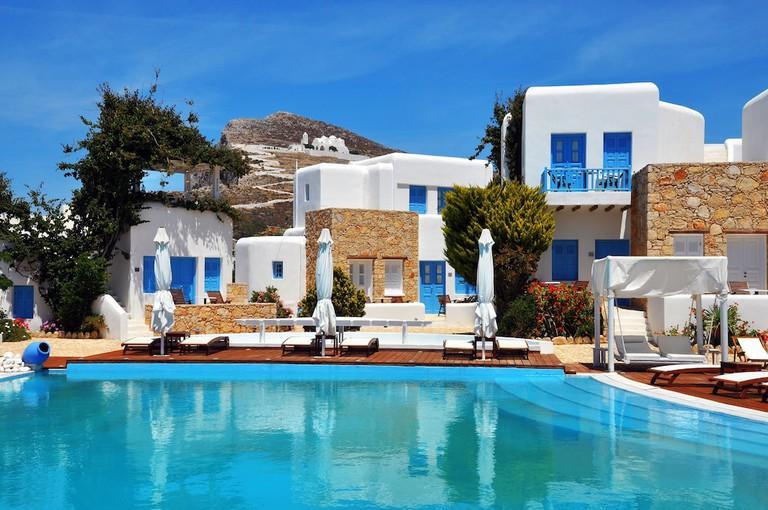 6447ea09 - Chora Resort Hotel and Spa