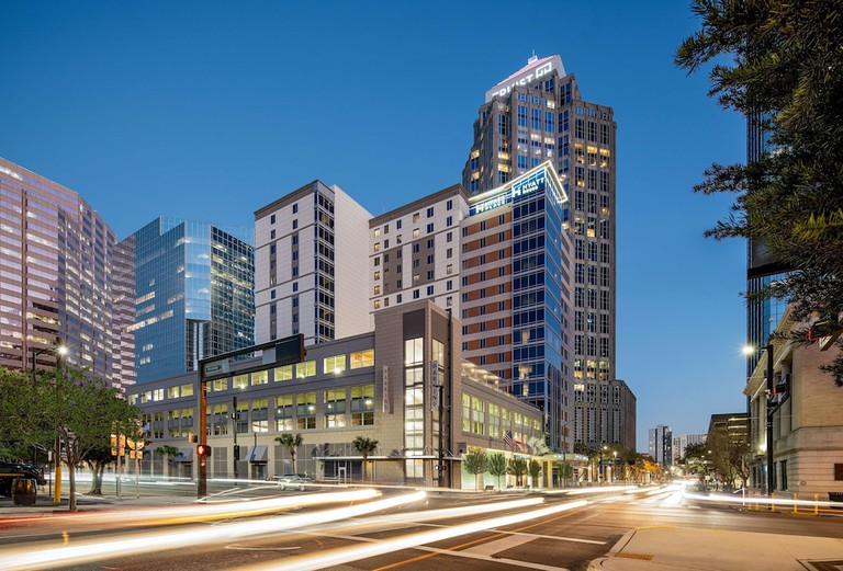 Hyatt Place Tampa Downtown