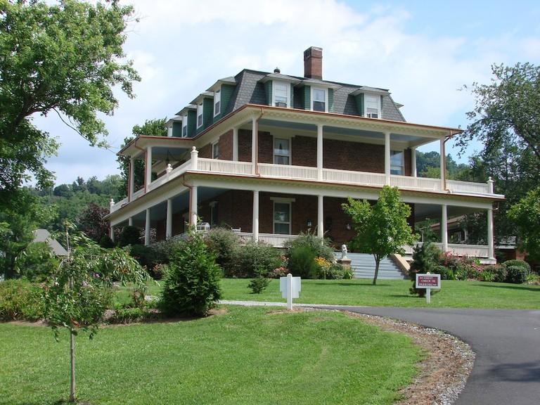 Reynold's Mansion