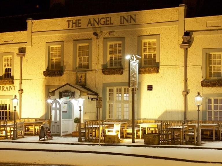 The Angel of Corbridge