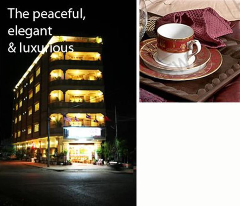Lux Guest House, Krong Battambang