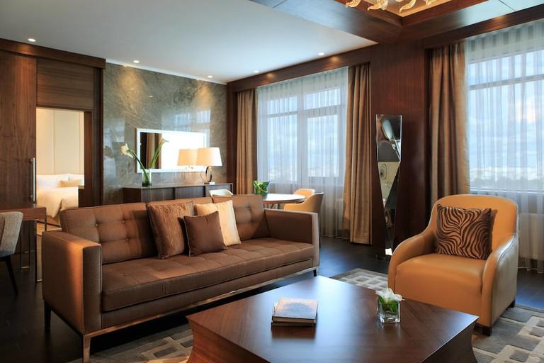 Relaxation at the Renaissance Hotel in Minsk, Belarus | © Renaissance Hotel