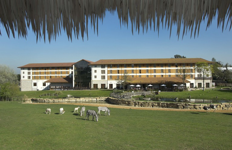 ebc7a2c6 - Chessington Azteca & Safari Resort