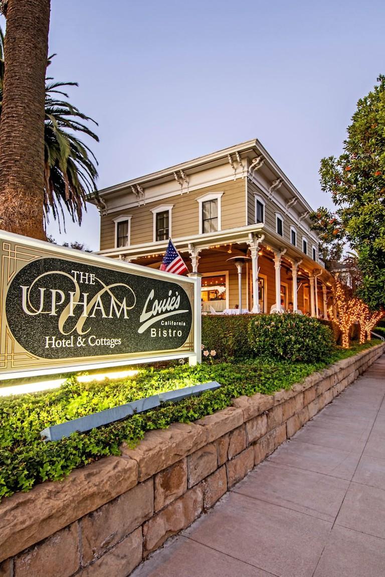 The Upham Hotel