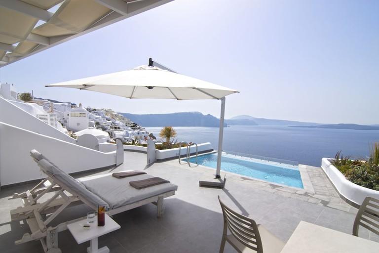 ourtesy of Santorini Secret Suites & Spa