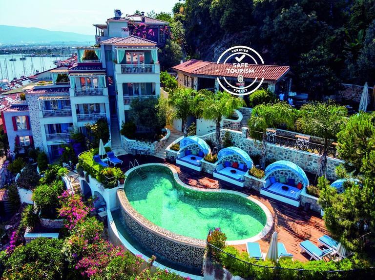 Hotel Unique, Fethiye