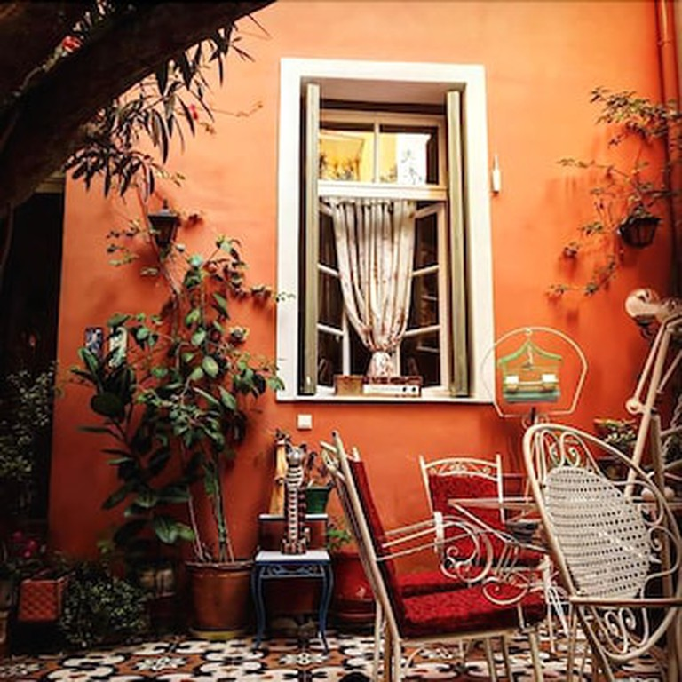 Guest room at Athens Quinta