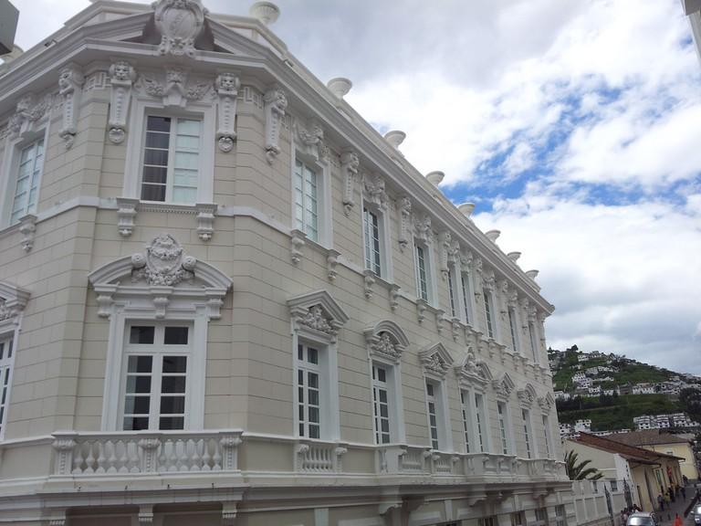Casa Gangotena