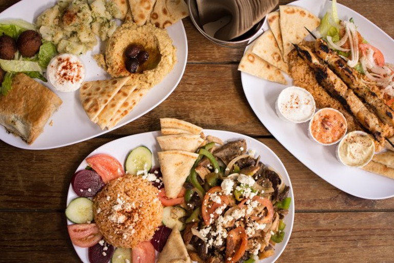 A range of cold and hot mezze/ ©Pixabay