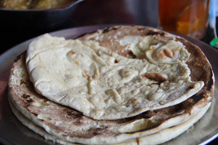 Fresh Chapati