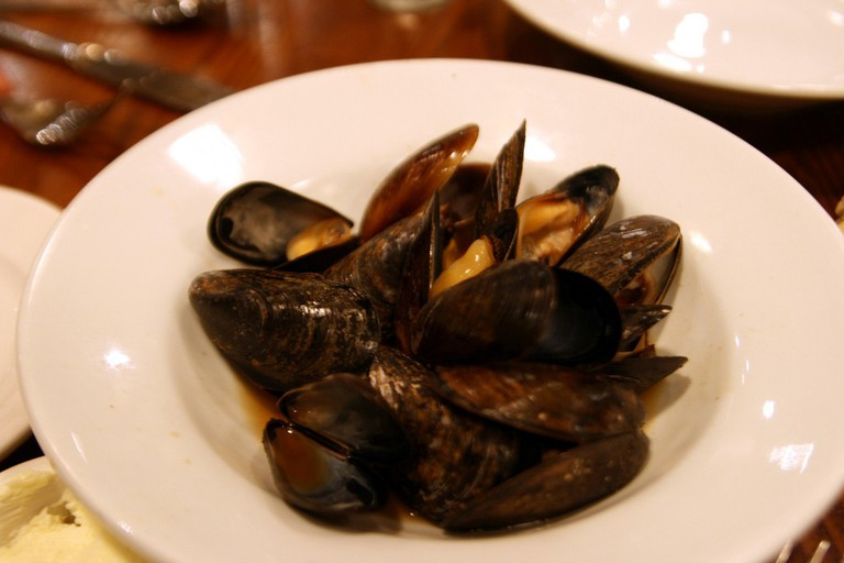 Mussels ©Quinn Dombrowski