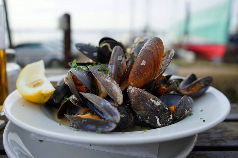 As the name suggests, Rustique serves rustic French food