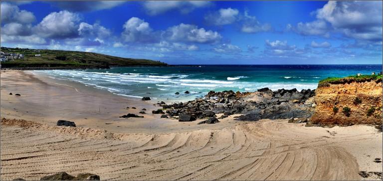 Porthmeor Beach, St. Ives | ©Robert Pittman/Flickr