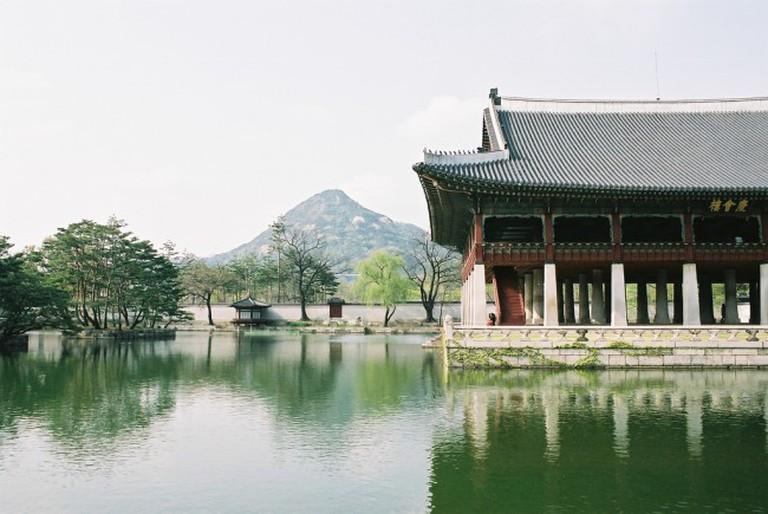 Gyeonbokgung Palace | ©Kate Nevens/Flickr