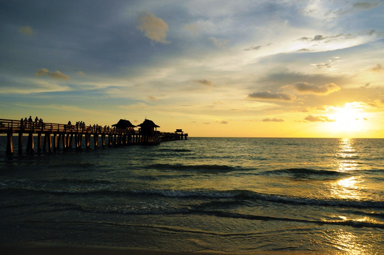 Naples Sunset | Brad Bailosky/Flickr