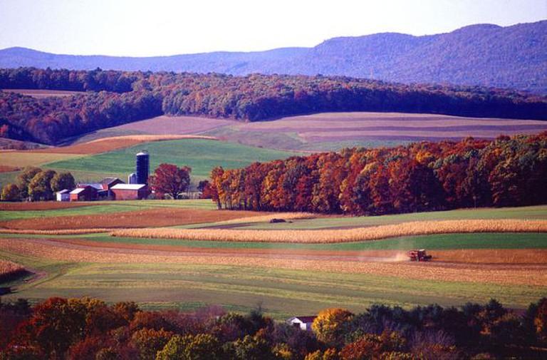 Farming in Pennsylvania