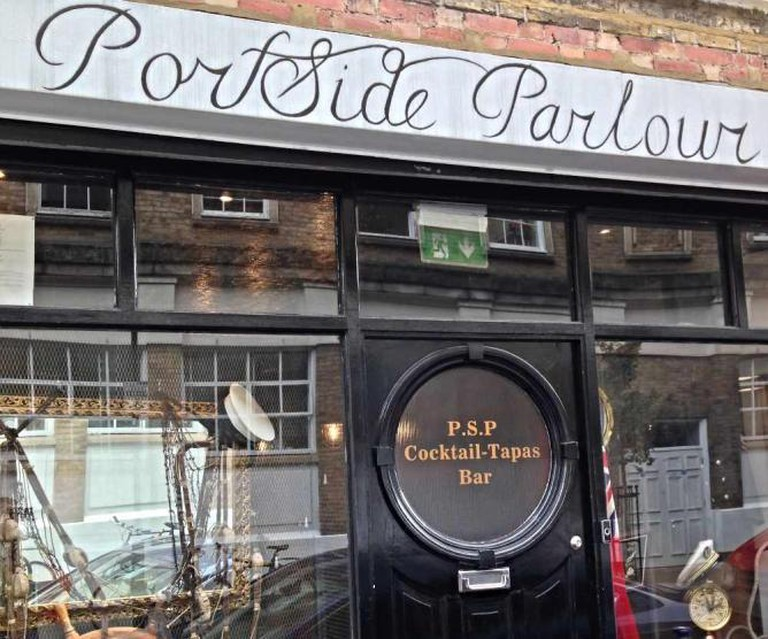 PortSide Parlour, London