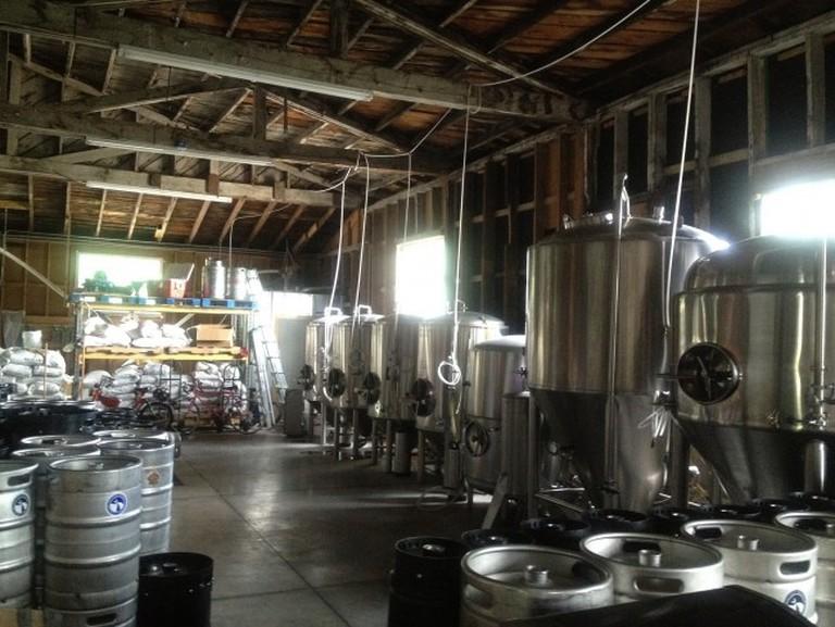 Wolf Hills Brewing Company, Virginia © Dave Birckhead/Flickr