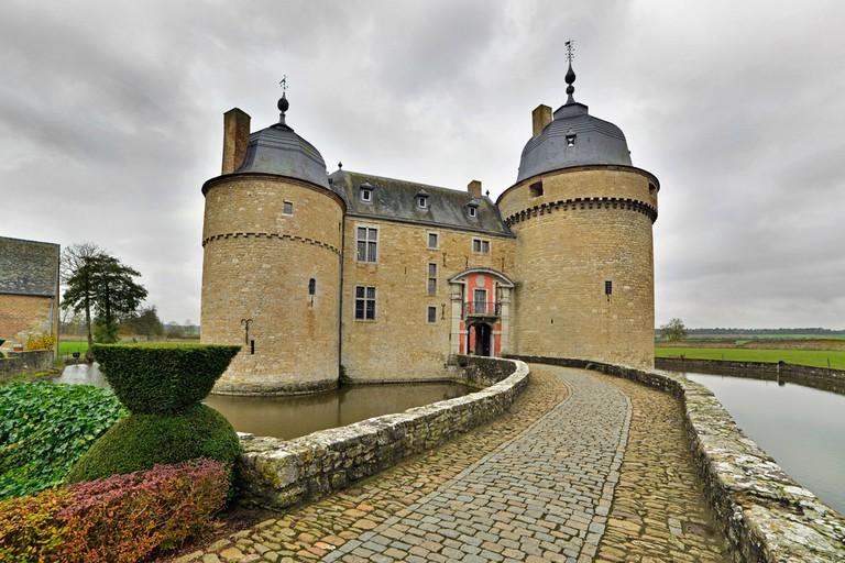 Lavaux-Sainte-Anne. Rochefort. Ardennes. Belgium © Ysbrand Cosijn / Shutterstock