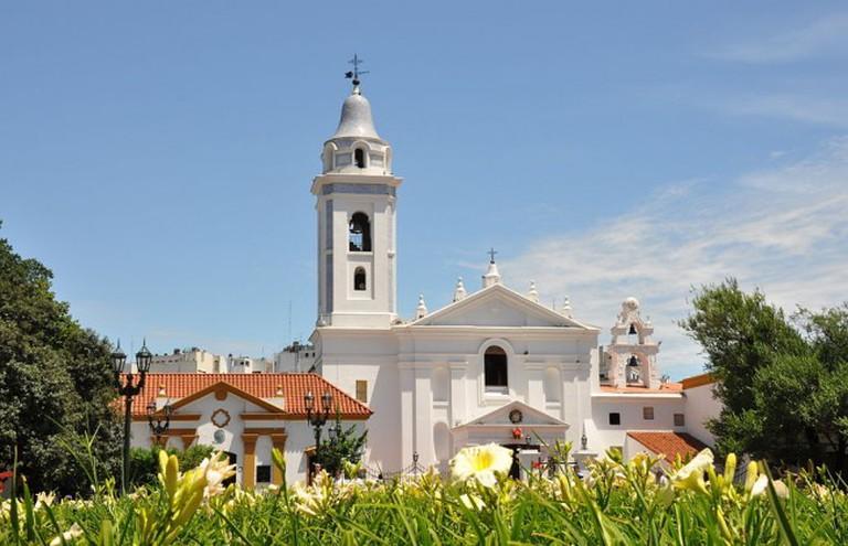 Basilica Nuestra Señora del Pilar, Recoleta © Butterfly austral/WikiCommons