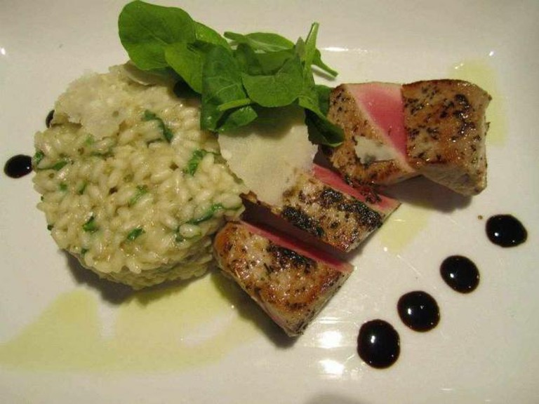 Meat Dish at Gemme di Artemisia