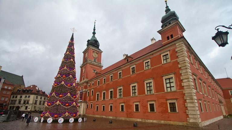 The Royal Castle in Warsaw | © N i c o l a/Flickr
