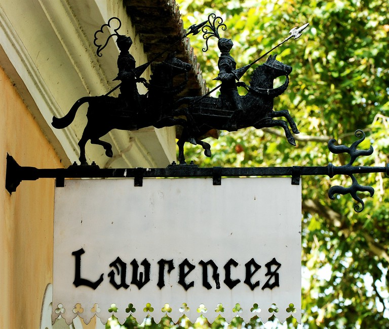 Lawrence's Hotel, Sintra
