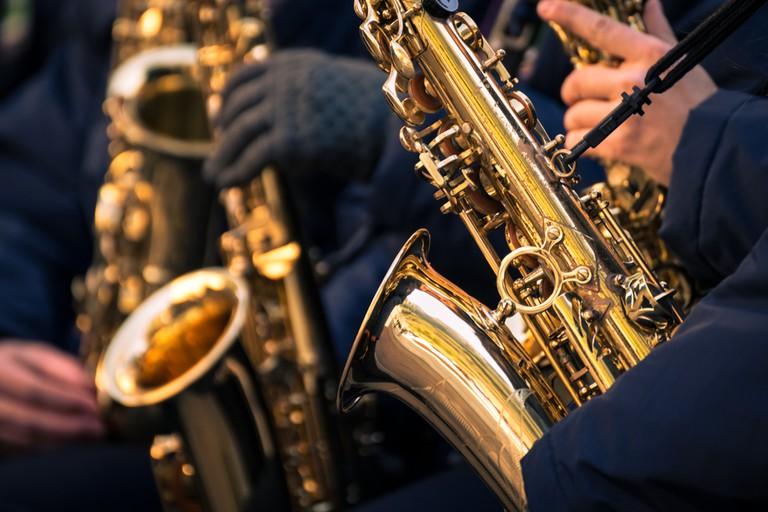 Jazz Club   © pointbreak/Shutterstock