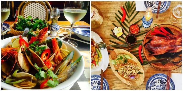 Le Vietnamese Kitchen, Auckland
